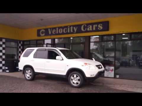 Vancouver Velocity Cars #13328 Honda CRV Fullmark 4WD (K20) JDM