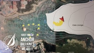 Sailing The Dream | #017 | First time at anchor - Balearics