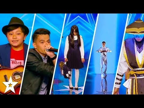 Download Youtube: TOP 5 MOST AMAZING AUDITIONS on Asia's Got Talent 2017 | Got Talent Global