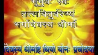 Gayatri Mantra I HARIHARAN I Vedic Chanting I Shri Gayatri Mantra I T-Series Bhakti Sagar