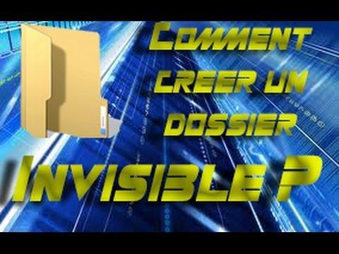 tuto comment cr er un dossier invisible armax2001 youtube. Black Bedroom Furniture Sets. Home Design Ideas