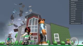 We got hair and hand. Roblox Ep 2