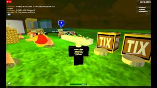 How to get free Robu'x and Ti'x in Roblox by JaxMaden.