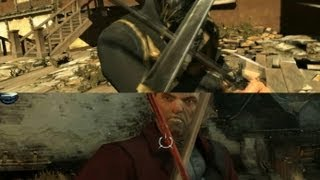 Dishonored The Brigmore Witches Ending with Corvo