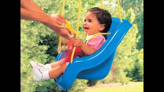 Infant Outdoor Swing Swing Sets, Slides & Swings Toy Images Romance