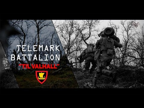 Telemark Battalion • Til Valhall