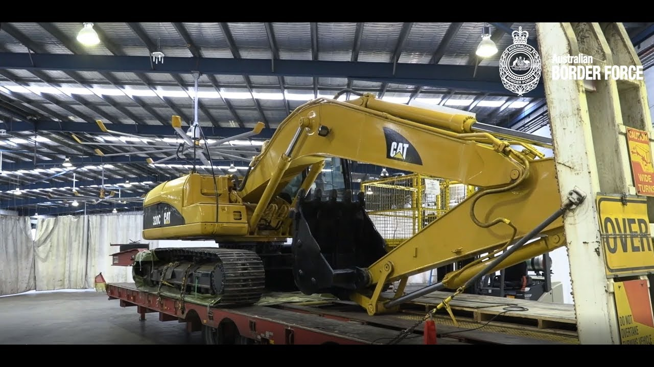 Bungendore arrests over $144m, 384kg cocaine shipment | The Canberra