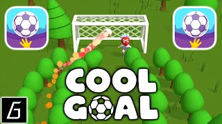Cool Goal Gameplay - First Levels 1 - 20 + Bonus Levels (iOS - Android)