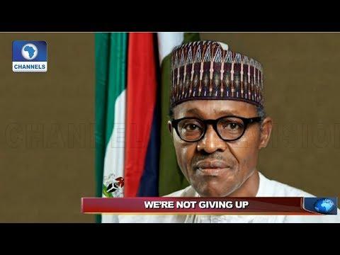 Buhari Says Security Remains His Top Priority