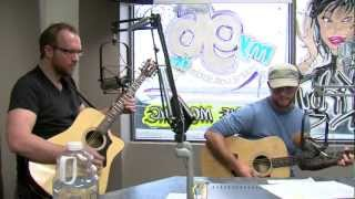 My96 Studio Sessions -Mahoney plays Ignition by R. Kelly (acoustic)
