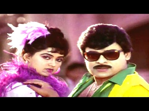 Khajuraholo Kasi Prema Full Video Song || Rudranetra Movie || Chiranjeevi, Radha, Vijayashanti