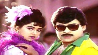Khajuraholo Kasi Prema Full Video Song    Rudranetra Movie    Chiranjeevi, Radha, Vijayashanti