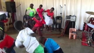 Swazi praise song