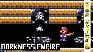 Super Mario Bros. - Darkness Empire • Super Mario World ROM Hack