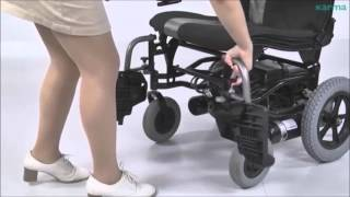 Karma Power Wheelchair for Sale in India- Karma 10.3 S