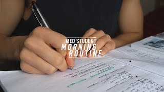 Med Student Morning Routine