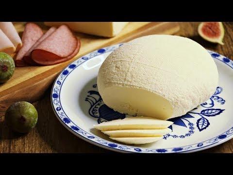 Brzi domaći sir bez sirila - kravlji sir - masni sir - homemade cheese without rennet!