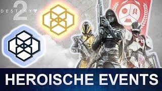 Destiny 2: Öffentliche Events / Heroische Events aktivieren (Deutsch/German)