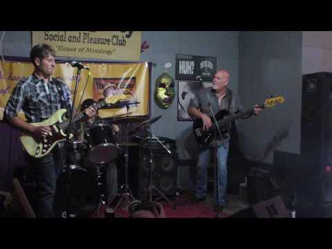 Houston Blues Challenge - Randy Pavlock and Twenty-Four Seven