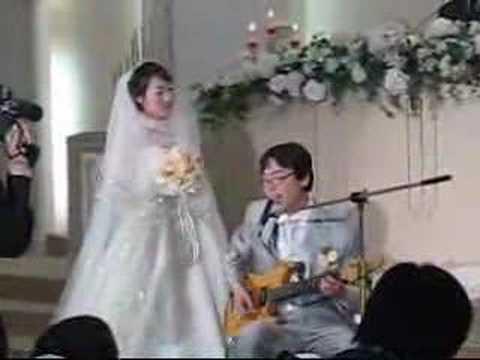 Wedding Entrance Event Parody Korean Version