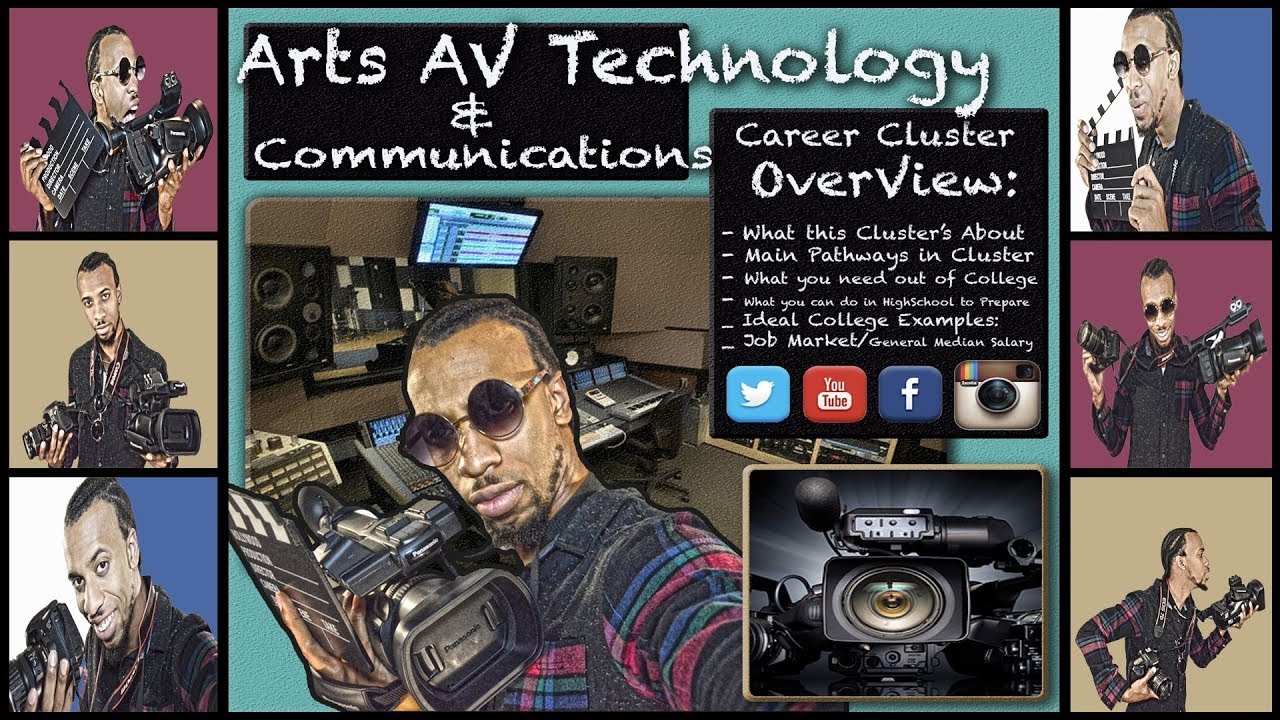 career cluster what is arts av technology and communications