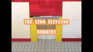 Elevator Kung-Fu [ A Lego Brickfilm ]