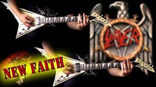Slayer - New Faith FULL Guitar Cover