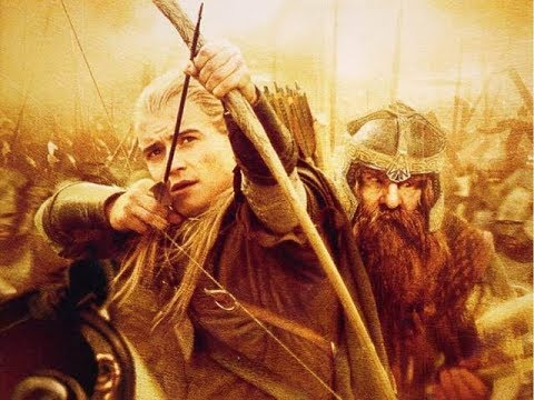 Top Five Legolas And Gimli Scenes