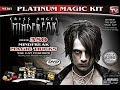 criss angel  magic kit review