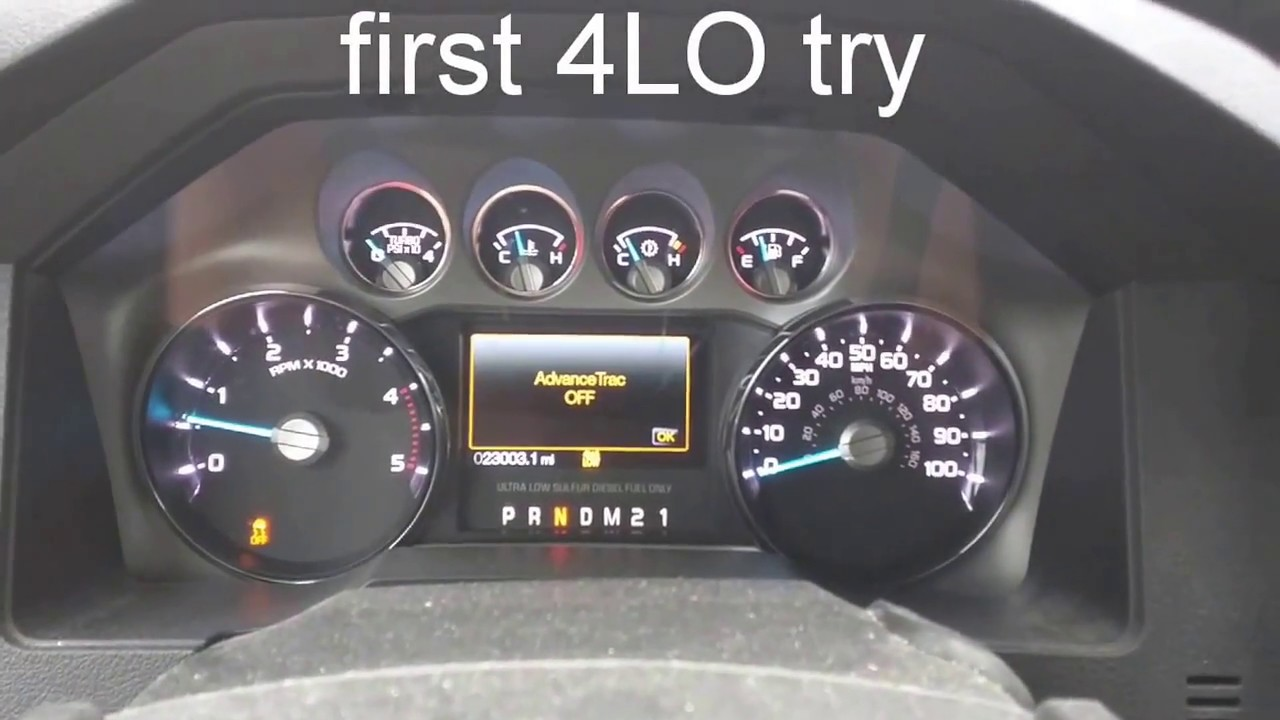 6.7 Powerstroke Problems >> Four Wheel Drive Fail Problems With The 2016 F350 6 7 Powerstroke