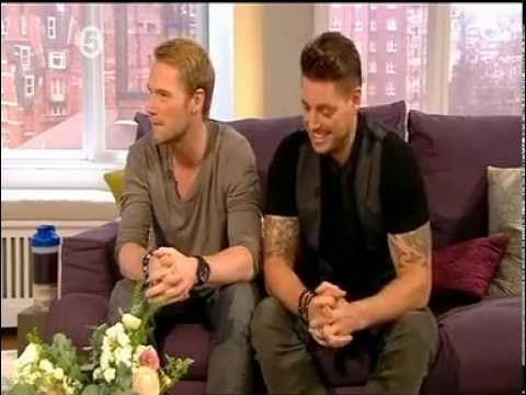 Boyzone - Ronan Keating and Keith Duffy interview on Vanessa Show part 3