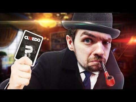 IVE GOT A RAGING CLUE!  Cluedo #2 w Ethan & Robin