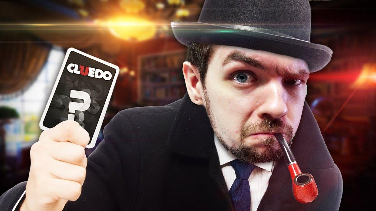 I'VE GOT A RAGING CLUE! | Cluedo #2 w/ Ethan & Robin