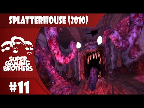 SGB Play: Splatterhouse (2010) - Part 11 | Back to the Grinding