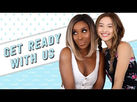 Get Ready With Us ft. Jackie Aina | 3 Simple Rules