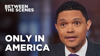 Download lagu Eight Times America Surprised Trevor - Between the Scenes | The Daily Show