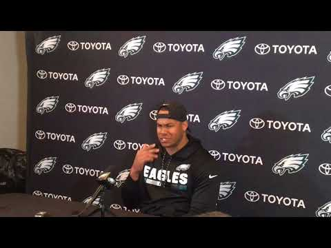 Philadelphia Eagles' Jordan Hicks: 'When I'm out there, I'm productive'