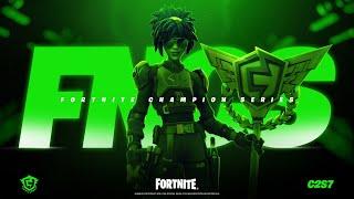 Fortnite Champion Series C2T7: final, día 2 (EU)