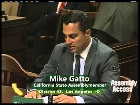 Assemblyman Mike Gatto Seeks to Protect California