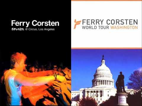 Ferry Corsten's Spundae @ Circus And World Tour Washington Rework
