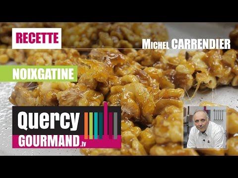 Recette : NOIXGATINE (nougatine) – quercygourmand.tv