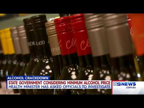 Alcohol Crackdown | 9 News Perth
