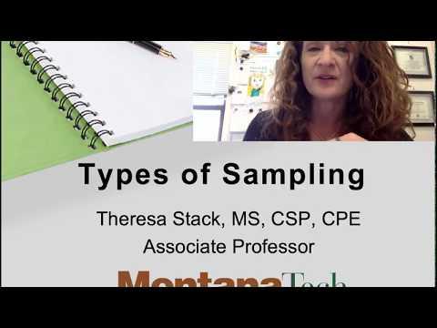 Types Of IH Sampling