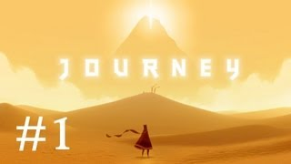 ASMR Let's Play Journey #1 ( PS3 )