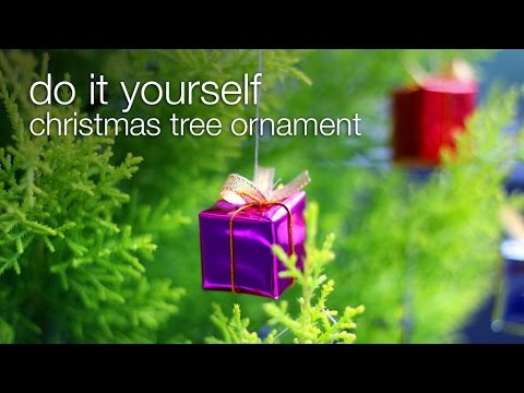 Christmas Tree Ornament - Gift pack
