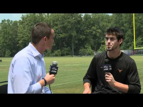 Meet The Rookies: Justin Tucker