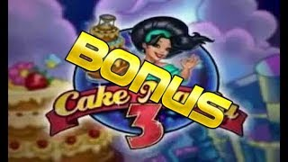 "{No Commentary} Cake Mania 3 : BONUS ~ ""Comics through time"""
