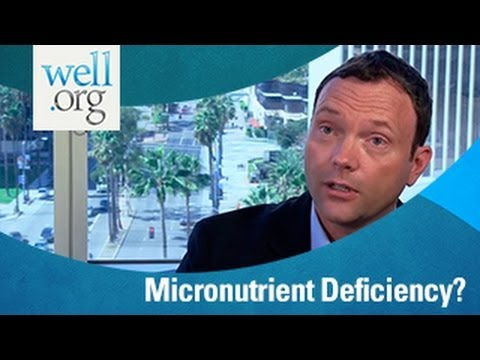 Micronutrient Deficiency: What Is It? Interview With Jayson Calton  YouTube