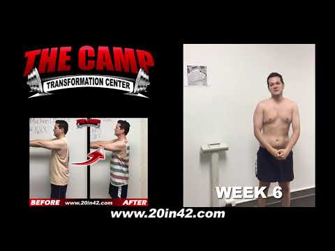 Lake Forest Weight Loss Fitness 6 Week Challenge Results - Michael Munoz