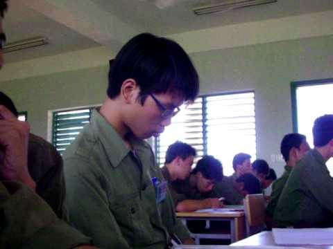 Ngũ gật trong lớp   Giáo dục quốc phòng   Kỹ niệm 2010